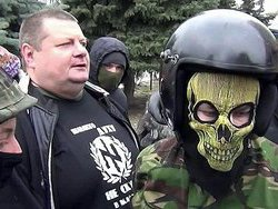 Новый расстрел бандеровцами мирных жителей. Видео