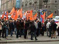 Гражданский протест ужался до междусобойчика