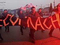 Руководителей ПАРНАСа попросили вон, а Навальному вручили медаль Чурова