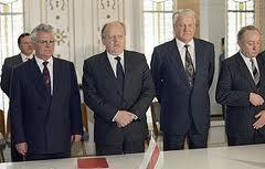 СНГ отменяется: да здравствует СССР!