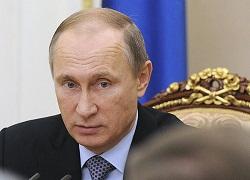 Владимир Путин подписал антитеррористический пакет законов Яровой