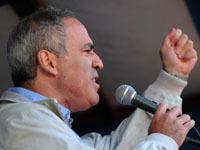 Каспаров, республиканец