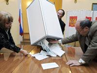 Партии получили место в бюллетене