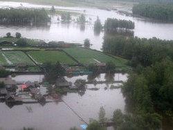 После введения режима ЧС в Амурской области Зейская ГЭС начала холостой сброс воды