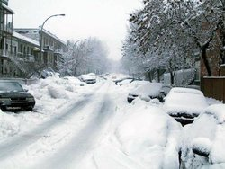 В Перу введен режим ЧС из-за аномальных снегопадов
