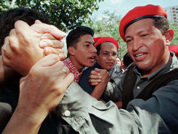 Николас Мадуро заявил, что смерть Уго Чавеса была неслучайной