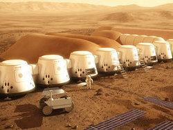 Голландцы предложили землянам переехать на Марс