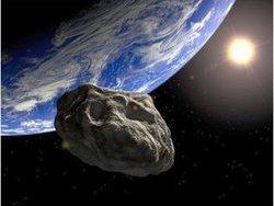Сегодня мимо нашей планеты пролетит небольшой астероид