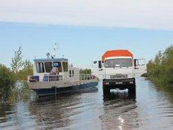 Власти Приамурья приняли решение о закрытии трассы Хабаровск - Комсомольск-на-Амуре