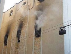 В Египте радикальные исламисты уничтожили древнюю святыню