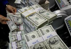 Объем международных резервов России  сократился на $10.5 млрд за неделю
